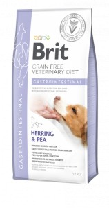 Brit GF Veterinary Diet Dog Gastrointestinal 12 kg
