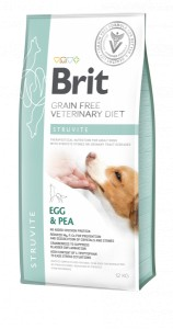 Brit GF Veterinary Diet Dog Struvite 12 kg