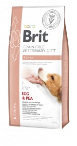 Brit GF Veterinary Diet Dog Renal 12 kg