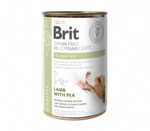 Brit GF Veterinary Diets Dog CAN Diabetes