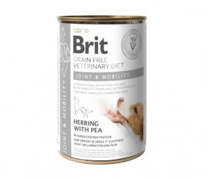 Brit GF Veterinary Diets Dog CAN Joint&Mobility