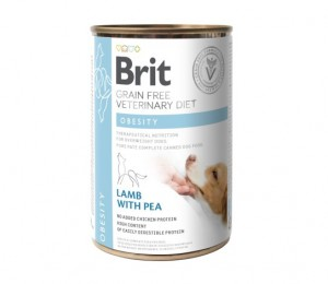 Brit GF Veterinary Diets Dog CAN Obesity