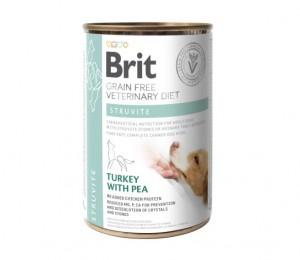 Brit GF Veterinary Diets Dog CAN Struvite