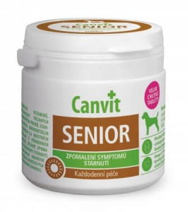 CANVIT SENIOR FOR DOGS 500g SUPLEMENT DIETY