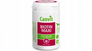 CANVIT BIOTIN MAXI FOR DOGS 500g SUPLEMENT DIETY
