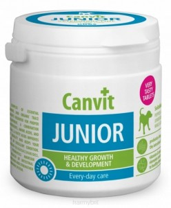 CANVIT JUNIOR FOR DOGS 100g