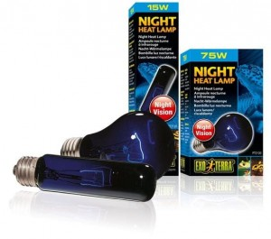 Żarówka Night Heat Lamp T10/15W (EX-1207)